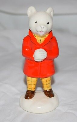 Beswick Rupert Bear Snowballing Express Newspapers