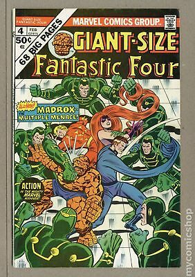 Giant Size Fantastic Four (1974) #4 FN+ 6.5
