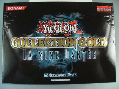 Yu-Gi-Oh! Collection Gold Series 5 - Französisch - 25 Karten pro Box