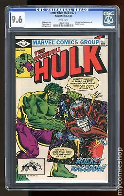 Incredible Hulk (1962-1999 1st Series) #271 CGC 9.6 1173483019