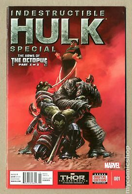 Indestructible Hulk Special (2013) #1A FN 6.0