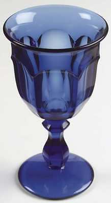 Imperial Glass OLD WILLIAMSBURG Water Goblet 237494
