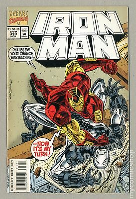Iron Man (1968 1st Series) #310B VG 4.0
