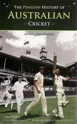 The Penguin History of Australian Cricket Chris Harte (9780670072873) USED