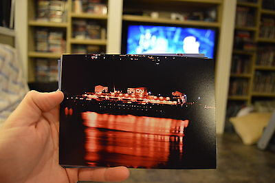 5X7 ship picture former CN Marine yarmouth ferry MV Marine Bluenose berthed