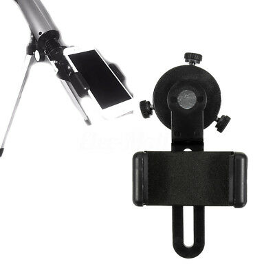 Universal Cell Phone Adapter Holder Mount Microscope Telescope Interface Bracket