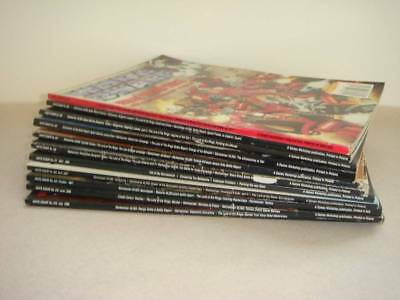 11 X White Dwarf Magazines Joblot Bundle - Look