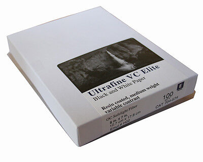 Ultrafine VC ELITE Pearl Variable Contrast RC Paper 5 x 7 / 100 Sheets