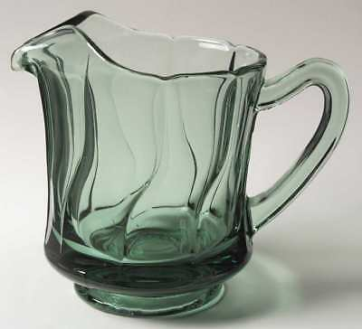 Fostoria JAMESTOWN GREEN 40 Oz Pitcher 1678537