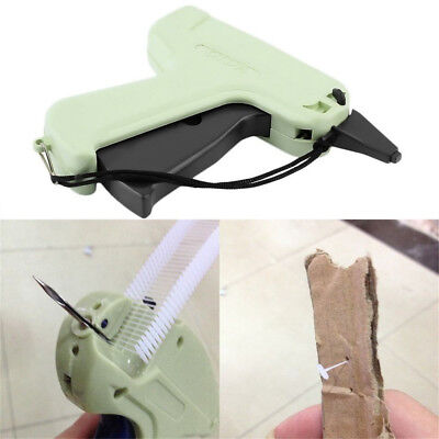 """Clothes Garment Price Label Tagging Tag Gun 3""""1000 Barbs With 1 Needle set"""