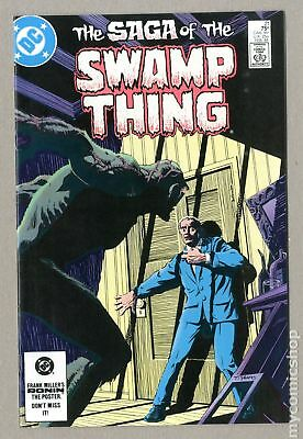 Swamp Thing (1982 2nd Series) #21 FN+ 6.5