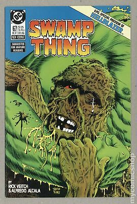 Swamp Thing (1982 2nd Series) #67 FN 6.0