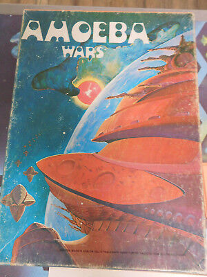 AMOEBA WARS The Game of Galactic Conquest Avalon Hill 1981