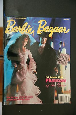 Barbie Bazaar Mag June 1998 - Lingerie, Color Me Barbie, Vera Wang, Licca-Chan