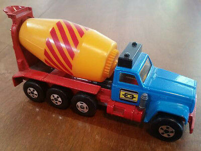 Matchbox / Lesney Super Kings K6 Cement Mixer - New / Loose - Missing Grille