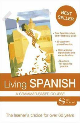 Living Spanish 5th edition by R. P. Littlewood 9781444153941