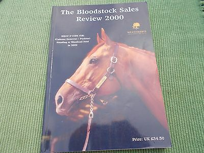 The Bloodstock Sales Review 2000