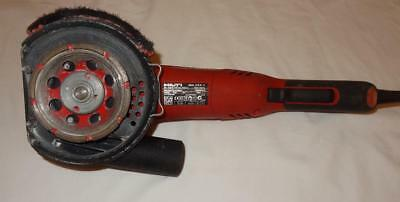 Hilti DEG 125-D 125mm Angle Grinder 1400W Made in Germany RRP$487 No Reserve!