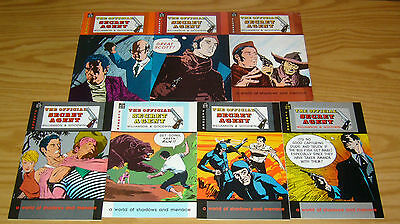 Official Secret Agent #1-7 VF/NM complete series - al williamson 2 3 4 5 6 set