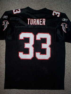 ( 50) REEBOK Atlanta Falcons MICHAEL TURNER nfl Jersey YOUTH KIDS BOYS (L- aabae3b493
