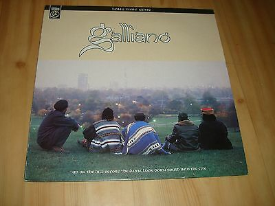 "Galliano-Long Time Gone (Talkin'loud 12"")  Extended Mix"