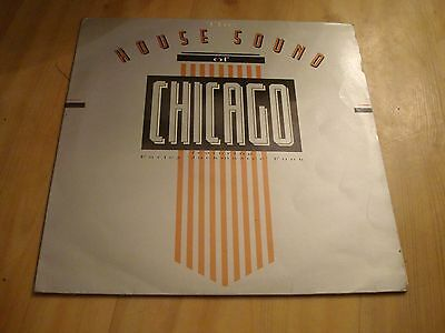 The House Sound Of Chicago Vol 1  (Chrysalis/cooltempo) Marshall Jefferson