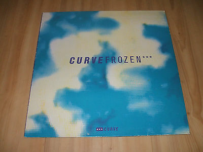 """Curve - Frozen (Anxious Records 12"""")"""