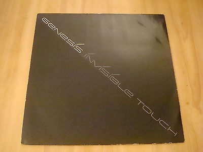 """Genesis-Invisible Touch [Virgin.12"""")"""