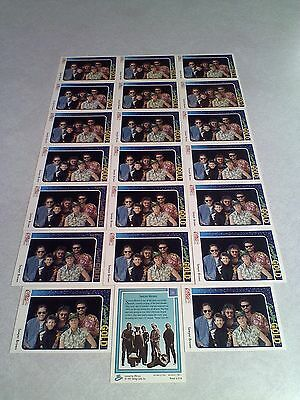 *****Sawyer Brown*****  Lot of 21 cards