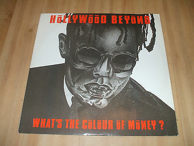"Hollywood Beyond - What's The Colour Of Money?  (Wea 12"")"