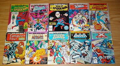 Evolutionary War #1-11 VF/NM complete story + more  amazing spider-man annual 22