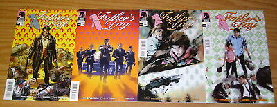 Father's Day #1-4 VF/NM complete series - dark horse comics - mob family 2 3 set
