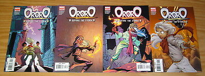 Ororo: Before the Storm #1-4 VF/NM complete series marvel x-men spinoff set 2 3