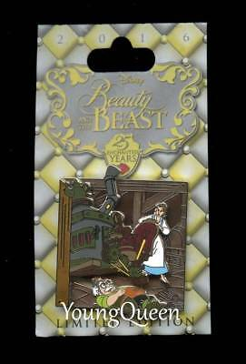 Disney Beauty and Beast 25 Enchanted Years Belle Maurice Le Pin