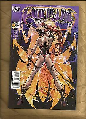 Witchblade Infinity 1 vfn/nm 1999 Image Comics US Comics
