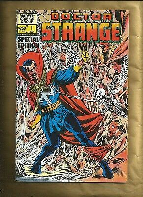 Doctor Strange Special Edition 1 vfn/nm 1983 Frank Brunner reprints iss 1 2 4 5
