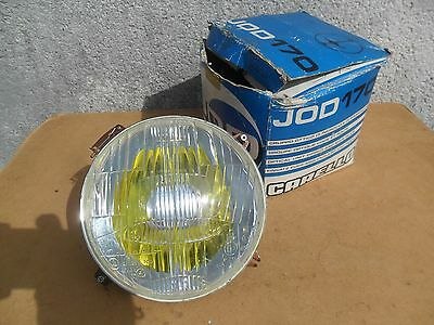 1 optique phare JOD 170 CARELLO 07 630 700 FIAT 850 124 spyder AUTOBIANCHI A112
