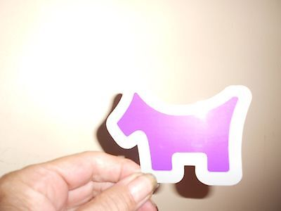 "New Scotty Cameron Purple Scotty Dog 4"" X 3"" Sticker Cool Father""s Day Gift Idea"
