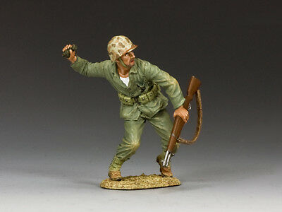 USMC015 Marine Grenadier by King and Country