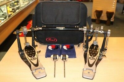 Pearl Eliminator Double Pedal P2002C *Pre Owned