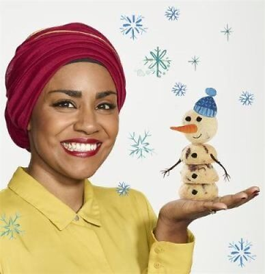 Nadiya's Bake Me a Festive Story: Thirty festive recipes and stories for...