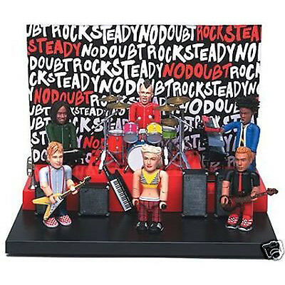 "NO DOUBT - 3"" Boxed 'Smiti' Action Figure Playset (Locoape) #NEW"
