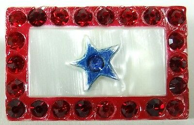 Pin Brooch Son in Service Mom Military Sweetheart WWII Plastic Vintage 1940s