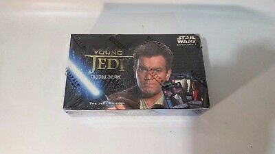 Decipher Star Wars TCG/CCG Young Jedi The Jedi Council Sealed Booster Box