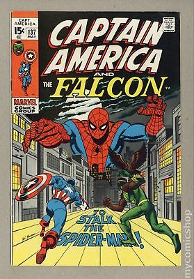 Captain America (1968 1st Series) #137 VG/FN 5.0