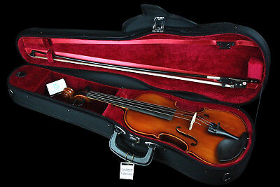 SAMUEL EASTMAN - Student VL80 1/2 Size Violin Outfit *NEW* bow, case, warranty