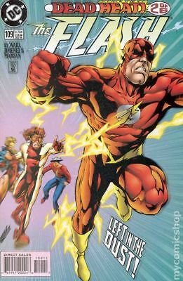 Flash (1987 2nd Series) #109 FN