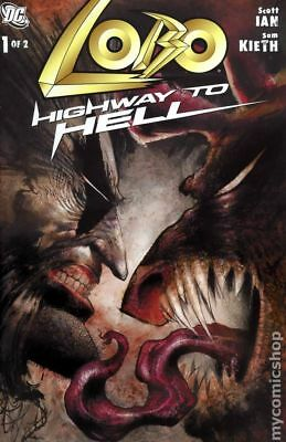 Lobo Highway to Hell (2009 DC) #1 VF
