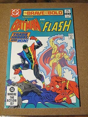 Brave and the Bold #194 January 1983 Batman and The Flash