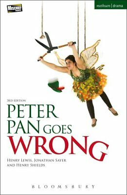 Peter Pan Goes Wrong by Henry Lewis 9781474291651 (Paperback, 2015)